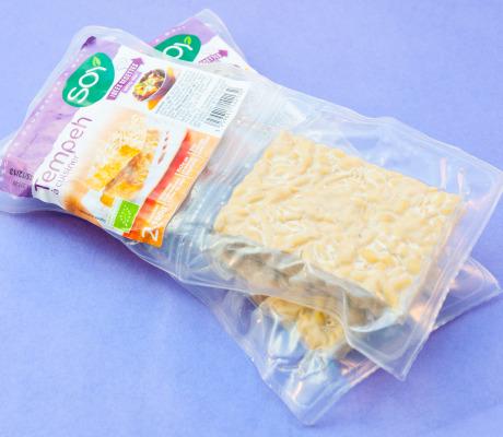Photos culinaires pour packaging produit