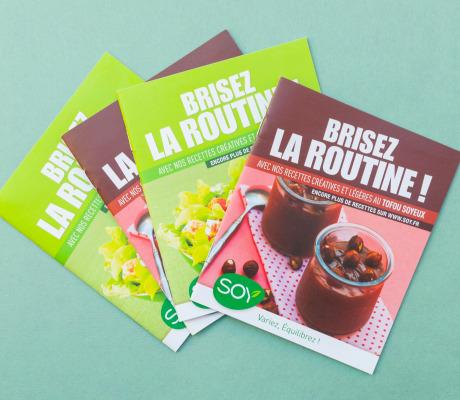 Création de recettes et photographie culinaire