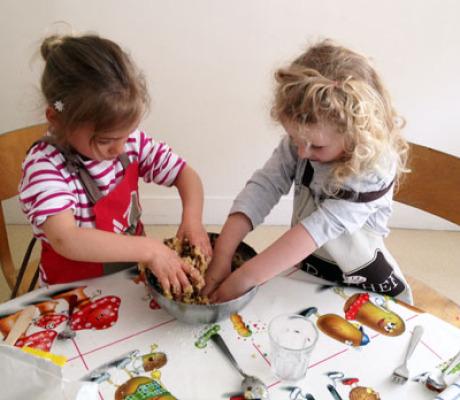 Animatrice culinaire : création d'atelier de cuisine bio parents / enfants