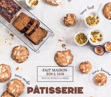 Auteur culinaire : pâtisserie autrement