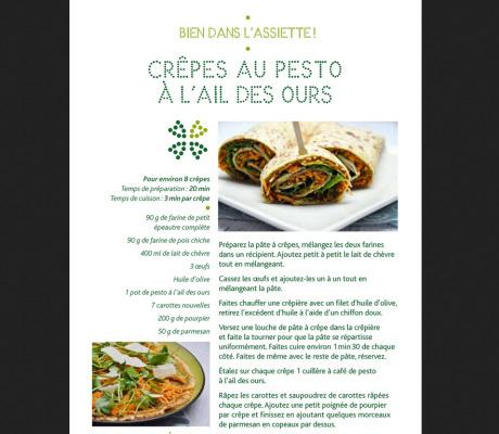 Auteur et photographe culinaire – Création de recette pour une box bio