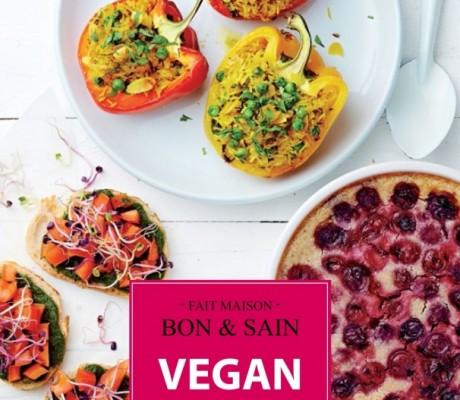 Auteur culinaire – Vegan recettes testées à la maison aux éditions Hachette