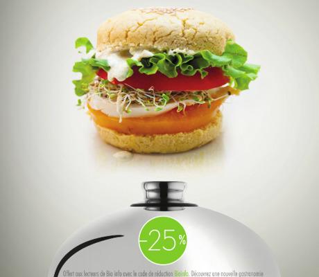 Photo culinaire publicitaire